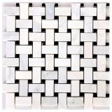 Mosaico de mármol natural de la estera para la pared