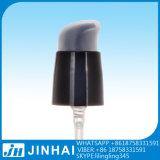 (T) 20/415 de bomba de creme cosmética plástica com fechamento de alumínio