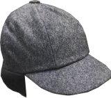 Chapeau de /Winter de chapeau de /Wool Berret de chapeau tricoté parhiver avec l'aileron