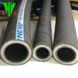 La Chine enveloppement d'usine de caoutchouc flexible hydraulique de la norme DIN EN856 4sh le flexible hydraulique