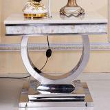 Moderner Marmorenden-Tisch für Haus Using heißes Verkaufs-Feld