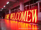 P10 Moving Text High Brightness LED Sign / LED Display Board / LED Mensagem de deslocamento