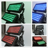 72pcs Double-Head impermeable LED 4 de1 la arandela de la luz exterior