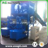 precio de fábrica casera plana prensa de pellet de aserrín morir pequeñas bolitas de madera que hace la máquina