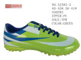 Quattro colori due uomini di formato & signora Shoes Football Shoes