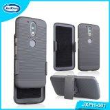 Caixa normal do telefone de 500 acessórios do telefone do Holster da listra dos modelos para Motorola G4