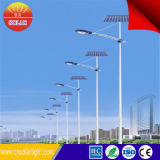 Manufacturer de confiança 10m Pólo 80W Solar Road Light