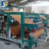 Reciclable DE ALTA RESISTENCIA CAJA DE CARTÓN CORRUGADO Línea de producción el precio de la máquina