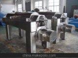 Equipamento trifásico de óleo de azeitona e separador de discos