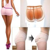 Sexy Nalga de silicona y de la cadera elástico con ropa interior para mujer