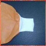 Cappotto eccessivo a gettare con la chiusura del nastro di tocco (Velcro)
