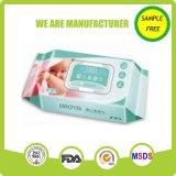 Wipes пользы младенца внимательности кожи верхнего качества естественные мягк