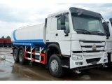 Vendite calde del camion del serbatoio di acqua M3 di Sinotruk HOWO 6X4 20