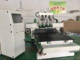 4つのスピンドルCNCの木工業機械装置のツール
