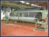 中国の工場からのエレクトロによって電流を通される六角形の金網