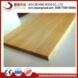 Цельная древесина платы приклеенной кромки Paulownia древесины дерева системной платы