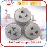 Parafuso de máquina extrusora dupla para cães gatos alimentos para animais de estimação