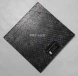 Piscina P4.81 P6.25 Módulo LED SMD Cores (250x250mm)