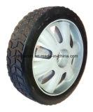 10 인치 트롤리 단단한 분말 고무 바퀴 타이어 타이어