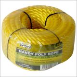 Hardware Rope Mini Coil Poly Azul Accesorios DIY