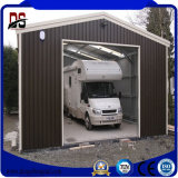 Светлой подгонянное конструкцией здание стальной структуры для гаража