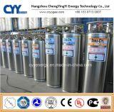 Cilindro criogênico do vaso Dewar do CO2 do argônio do nitrogênio do oxigênio