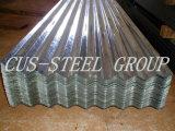 Gi 금속 지붕 장 최신 담궈진 직류 전기를 통한 강철 플레이트 (0.13-1.5mm)