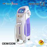 Máquina 755nm/808nm/1064nm 800W de la belleza del laser del diodo de Weifang Km600d