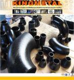 24/8/3 polegadas grau 22.5/90 Acessórios para Tubos de Aço Carbono Cotovelo