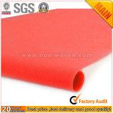 Vermelho não tecido do rolo no. 5 (60gx0.6mx18m)
