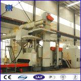 Prezzo d'acciaio della macchina/strumentazione di pulizia di scoppio di colpo del trasportatore a rulli di vendita della Cina del ferro caldo di produttore-fornitore