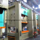 Pressa meccanica del blocco per grafici da 315 tonnellate H (JW36-315)