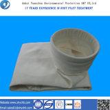 La fabbrica direttamente fornisce sacchetto filtro della polvere alla composizione in PTFE ed in PPS per l'industria di metallurgia il campione libero