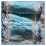 綿毛のパルプの物質的な大人のおむつの赤ん坊の年齢別グループの赤ん坊はおむつを抜く