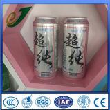 ムギはビール330ml、500ml中国製できる