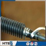 Ahorrador industrial de los tubos aletados del espiral del acero de carbón de China