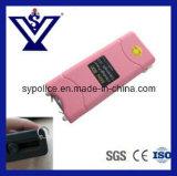 Torcia elettrica tenuta in mano Taser dell'autodifesa con la catena chiave (SYSG-190)