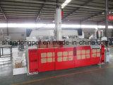Taglio concentrare della macchina di CNC e vetroresina di scultura