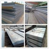 En acier au carbone laminés à chaud ST37 SS400 ST52 Plaque en acier