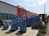 Umsponnenes Nylonrohr des Fabrik Tianyi Qualitäts-Gummischlauch-R7/R8