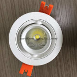 15W ÉPI Downlight (WD-4071A) de plafond de l'intense luminosité DEL