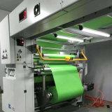 황록색 HDPE 십자가에 의하여 박판으로 만들어지는 필름