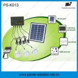 4W nécessaire solaire d'ampoules du panneau solaire 3PCS 1W SMD DEL avec la fonction de chargeur de téléphone