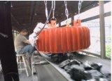 Rcdb-6 secam o tipo separador magnético elétrico para materiais do minério/ferro do estanho