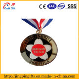 Medaille de Van uitstekende kwaliteit van het Metaal van de Legering van het Zink van de douane voor Marathon