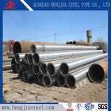 Tubo de acero inconsútil de carbón de ASME SA321 para la caldera de presión