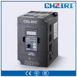 モーター50/60HzのためのChziri VFD 1.5kw 380Vの頻度インバーター