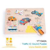 Hölzerne stichhaltige Puzzlespiele - YT1342A