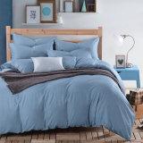 300TC 100% naturel Linge de lit de bambou pour les hôtels/drap de lit de bambou définit/Housse de couette en bambou fixe