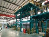 Revêtement de couleur personnalisés Haute Production Line Ligne de revêtement de la bobine d'acier/équipement